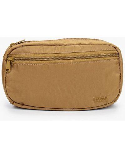 Коричневая поясная сумка Levi's®