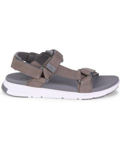 Кожаные сандалии Fitflop