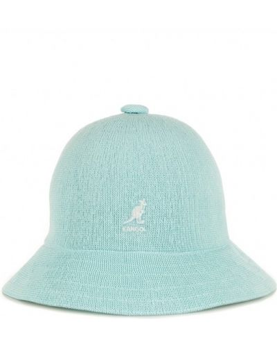 Niebieski kapelusz Kangol