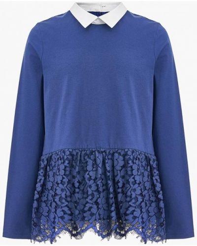 Синяя блуза Gulliver