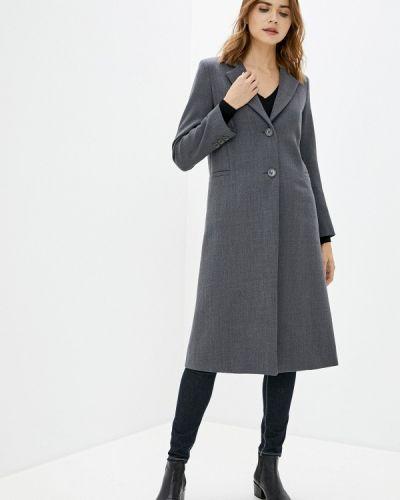 Пальто - серое United Colors Of Benetton