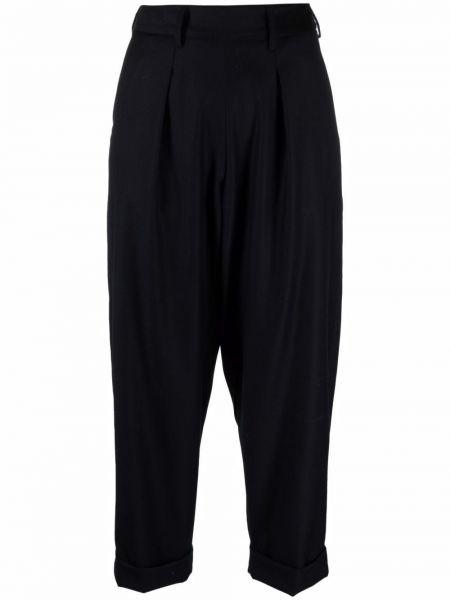 Укороченные брюки - синие SociÉtÉ Anonyme