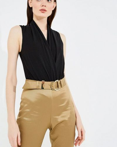 Черное боди блуза Marciano Los Angeles