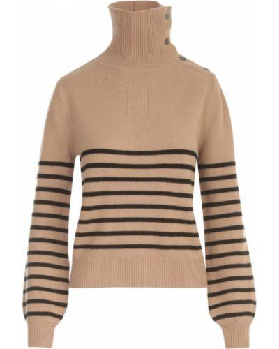 Beżowy sweter Aspesi