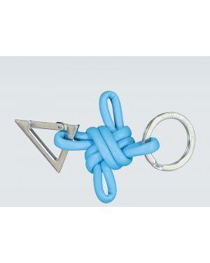 Brelok metal niebieski Bottega Veneta