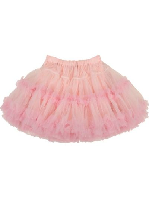 Różowa spódnica tiulowa Dolce & Gabbana Kids