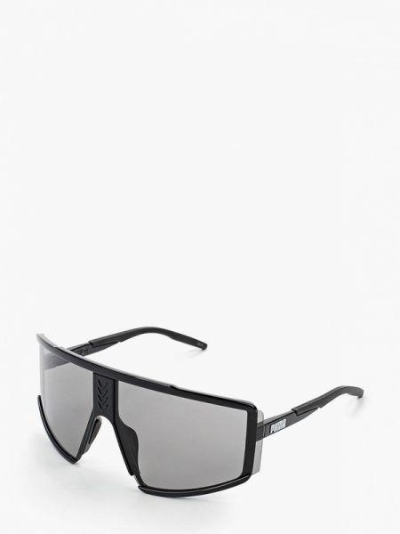 Черные солнцезащитные очки Puma