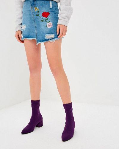 Джинсовая юбка Katomi
