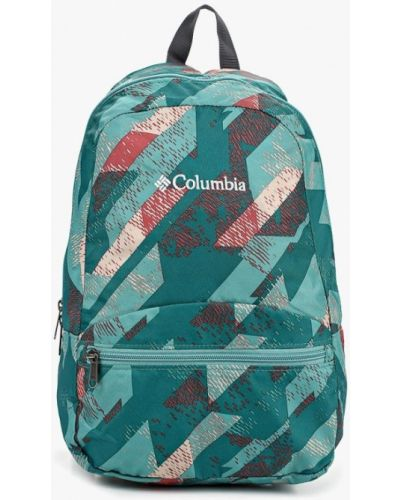 Рюкзак зеленый Columbia