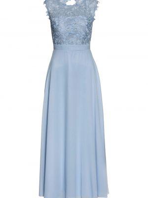 Кружевное вечернее платье - фиолетовое Bonprix