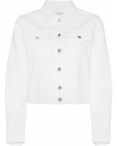 Джинсовая куртка на пуговицах A_plan_application