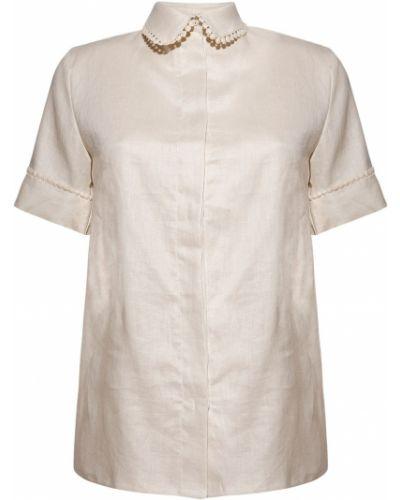 Biała koszula Underprotection