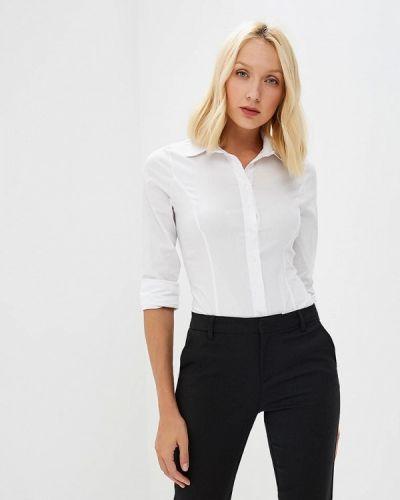 Белое боди блуза Adl