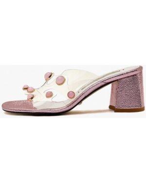 Розовые силиконовые сабо Modus Vivendi