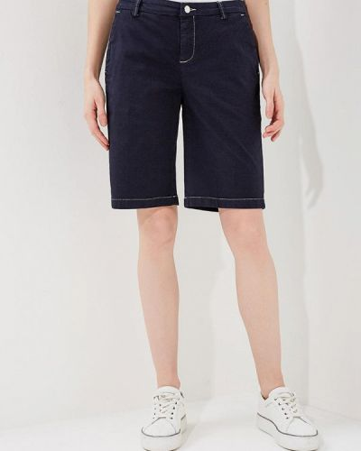 Синие шорты Liu Jo Jeans