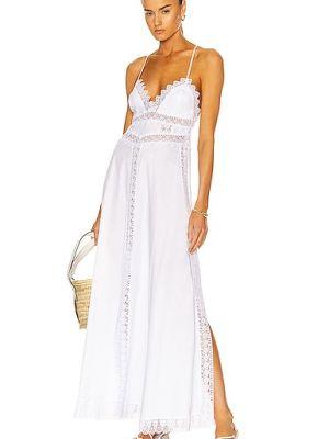 Кружевное платье - белое Charo Ruiz Ibiza