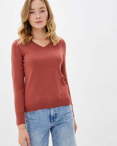 Красный пуловер Defacto