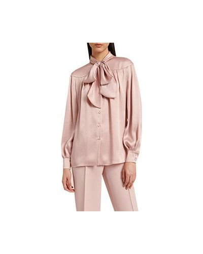 Блузка - розовая Luisa Spagnoli