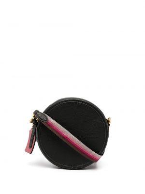 Черная сумка на плечо Coach