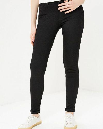 Черные джинсы-скинни Wrangler