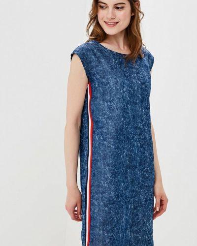 Синее платье джинсовое Eliseeva Olesya