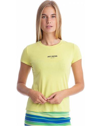 Лонгслив - зеленая Juicy Couture