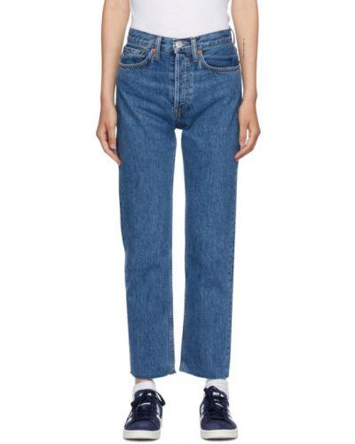 Кожаные джинсы Re/done