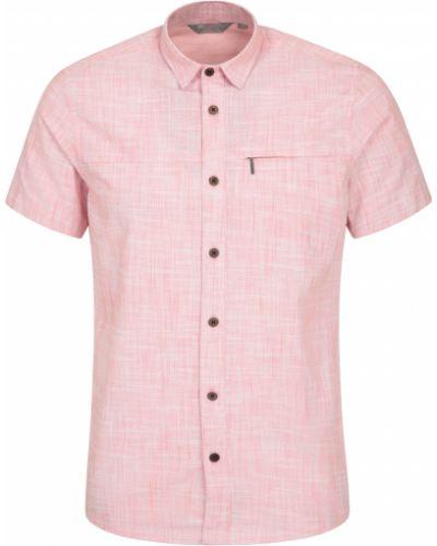 Koszula z siateczką - pomarańczowa Mountain Warehouse