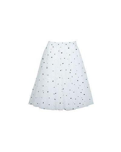 Бежевая юбка миди P.a.r.o.s.h.