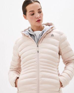 Утепленная куртка осенняя Reebok