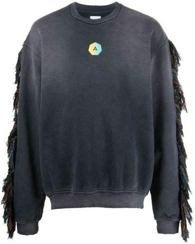 Czarna bluza dresowa Alchemist