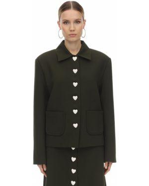 Пиджак с карманами с воротником George Keburia