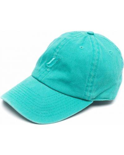 Зеленая хлопковая кепка Billionaire Boys Club