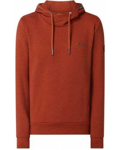 Bluza z kapturem - pomarańczowa Ragwear