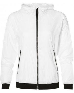 Куртка с капюшоном облегченная спортивная Asics