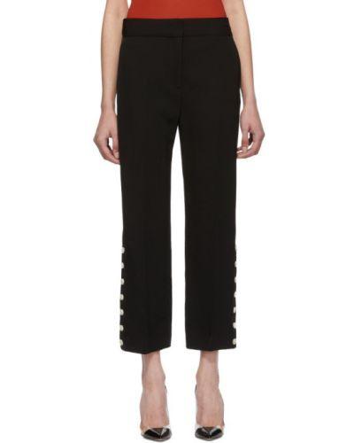 Prosto spodni czarny spodnie z kieszeniami Rag & Bone