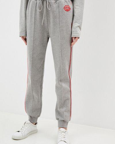 Серые спортивные брюки Markus Lupfer