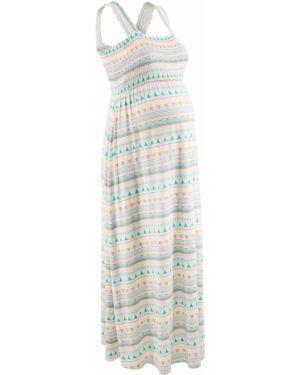 Летнее платье для беременных из вискозы Bonprix