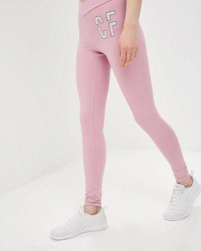 Леггинсы розовый Colcci