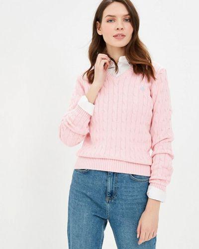 Розовый пуловер Giorgio Di Mare