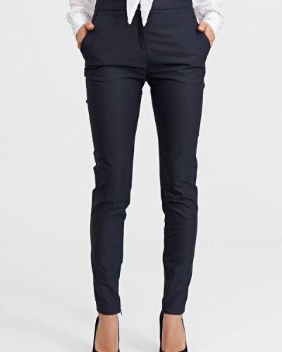 Классические брюки - синие Natali Bolgar