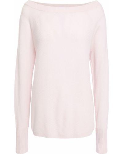 Розовый кашемировый свитер Duffy