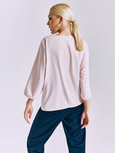 Блузка с длинными рукавами - розовая Vovk