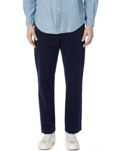 Bawełna bawełna klasyczne spodnie z kieszeniami Polo Ralph Lauren