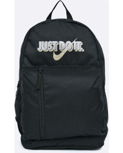 Plecak światło czarny Nike Kids