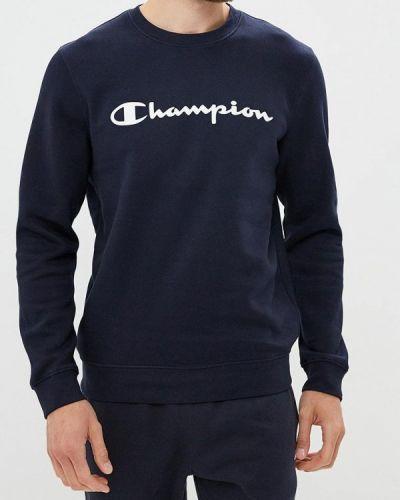Синий свитшот 2018 Champion