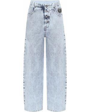 Широкие джинсы mom Mm6 Maison Margiela