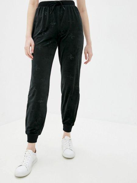 Спортивные брюки весенний черные Juicy Couture