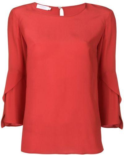 Свободная блузка с оборками Barba
