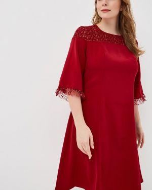 Вечернее платье миди сетчатое Dream World